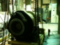 Removal of a 5 ton compressor