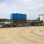 Collection of Cremator,  Abatement Plant and the installation in Norfolk.