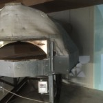 Delivery and installation of a Pizza oven at a Restaurant in Lancashire.