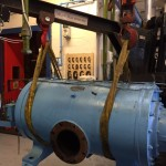Removal of 2 off 7 ton Compressors
