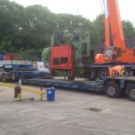Factory removal Midlands to Greater Manchester.